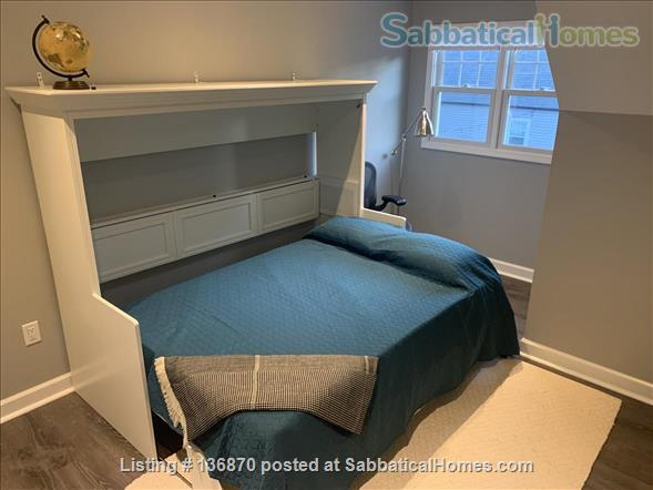 Brand New One Bedroom Carriage House (ADU) Near University of Michigan Campus and Athletic Facilities Home Rental in Ann Arbor, Michigan, United States 4