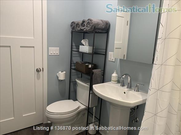 Brand New One Bedroom Carriage House (ADU) Near University of Michigan Campus and Athletic Facilities Home Rental in Ann Arbor, Michigan, United States 8