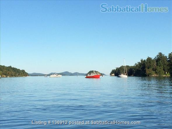Private and Peaceful Cottage on Salt Spring Island Home Rental in Ganges, British Columbia, Canada 9