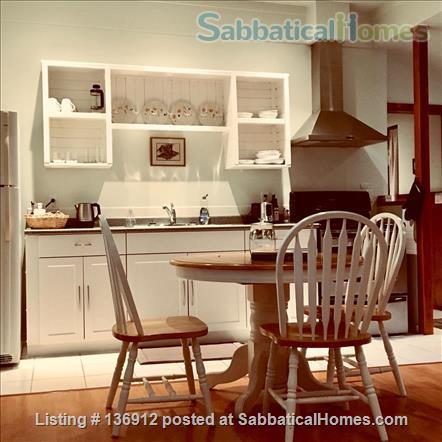Private and Peaceful Cottage on Salt Spring Island Home Rental in Ganges, British Columbia, Canada 0