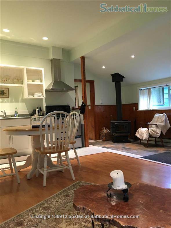 Private and Peaceful Cottage on Salt Spring Island Home Rental in Ganges, British Columbia, Canada 4
