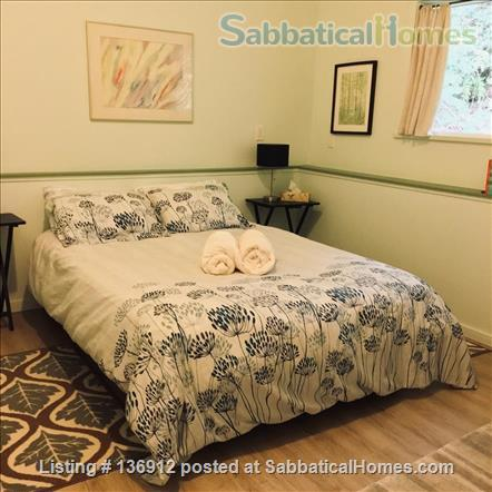 Private and Peaceful Cottage on Salt Spring Island Home Rental in Ganges, British Columbia, Canada 5