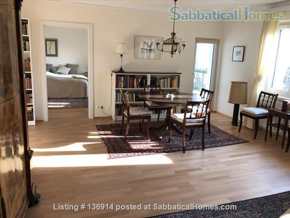 Beautiful sunny apartment with balcony in a great location Home Rental in Vienna, Wien, Austria 9