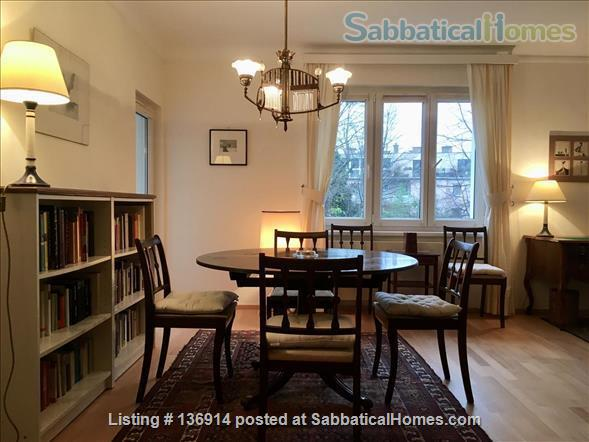 Beautiful sunny apartment with balcony in a great location Home Rental in Vienna, Wien, Austria 3