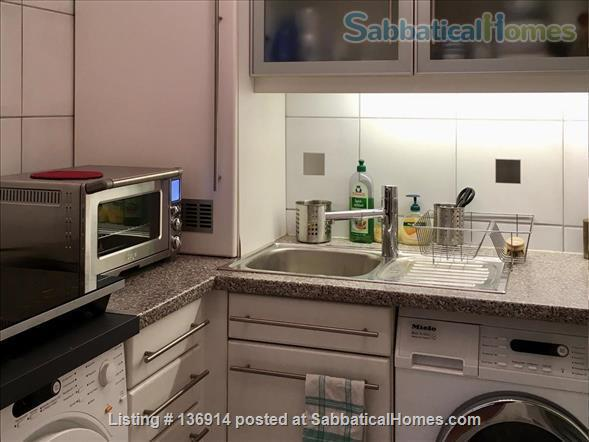 Beautiful sunny apartment with balcony in a great location Home Rental in Vienna, Wien, Austria 6