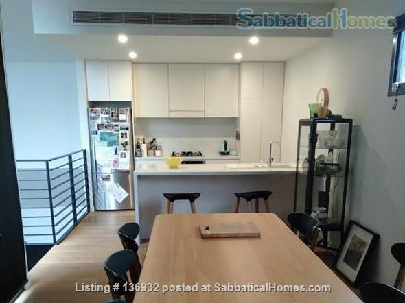 Contemporary, architect designed, furnished two bedroom house for rent.   Home Rental in Northcote, VIC, Australia 1