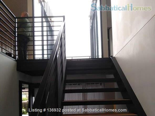 Contemporary, architect designed, furnished two bedroom house for rent.   Home Rental in Northcote, VIC, Australia 0