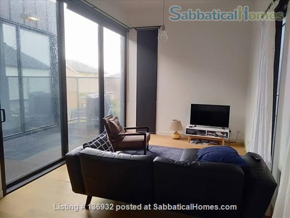 Contemporary, architect designed, furnished two bedroom house for rent.   Home Rental in Northcote, VIC, Australia 3