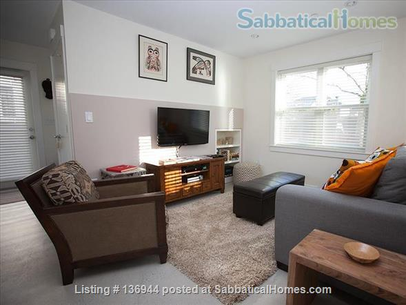 Cypress Laneway House Home Rental in Vancouver, British Columbia, Canada 1