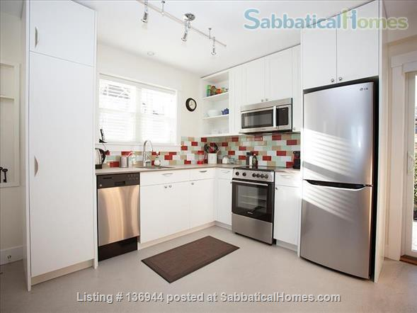 Cypress Laneway House Home Rental in Vancouver, British Columbia, Canada 2