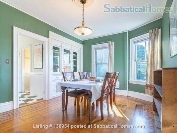 Sunny, Historic East Side Home - Near Brown & RISD Home Rental in Providence, Rhode Island, United States 0