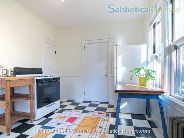 Sunny, Historic East Side Home - Near Brown & RISD Home Rental in Providence, Rhode Island, United States 3
