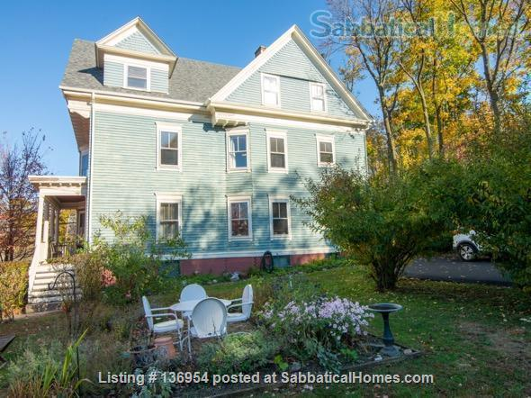 Sunny, Historic East Side Home - Near Brown & RISD Home Rental in Providence, Rhode Island, United States 7