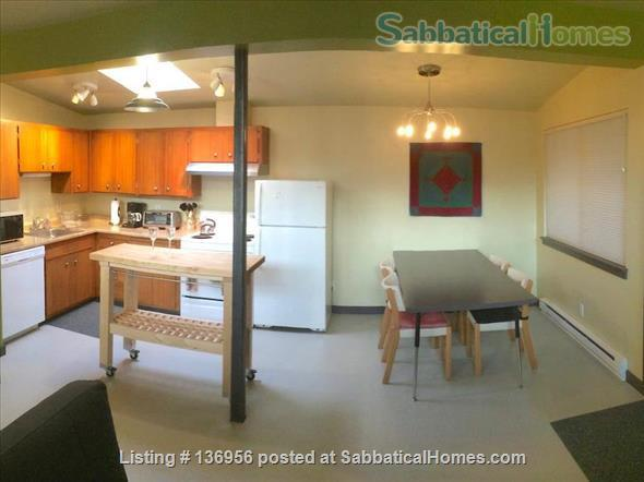 Light Filled Furnished One Bedroom Condo in North Seattle Home Rental in Seattle, Washington, United States 1