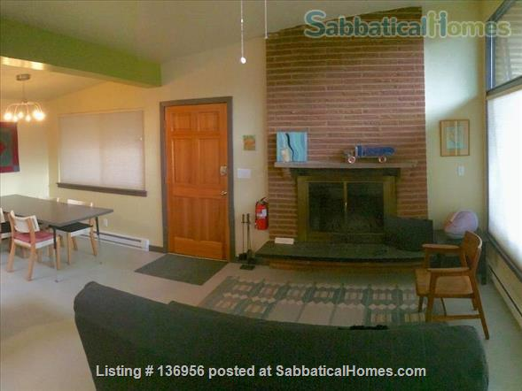 Light Filled Furnished One Bedroom Condo in North Seattle Home Rental in Seattle, Washington, United States 0