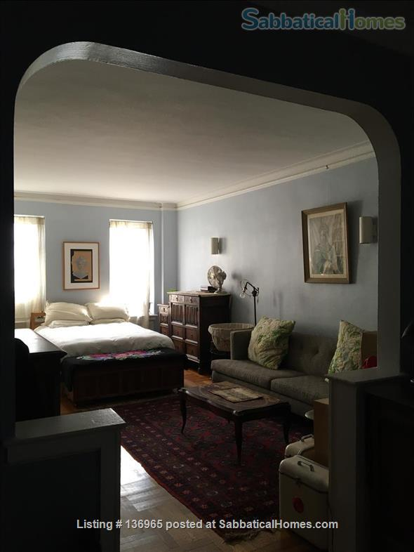 Sunny Junior 1 Bedroom close to Columbia University Home Rental in New York, New York, United States 2