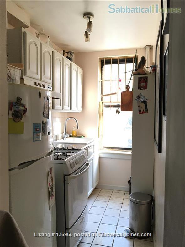 Sunny Junior 1 Bedroom close to Columbia University Home Rental in New York, New York, United States 3