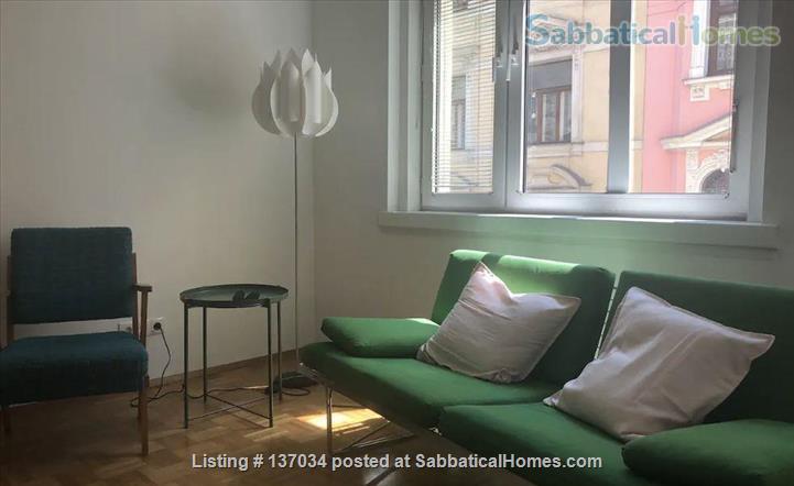 Comfortable apartment / Grundsteingasse / 1160 Wien Home Rental in Vienna, Wien, Austria 1