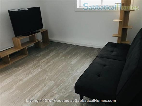 Close to everything!Fully furnished. Spacious 1550 SQF House 3BR/1.5 BA+ Office/Rec Room  Home Rental in Ithaca, New York, United States 4