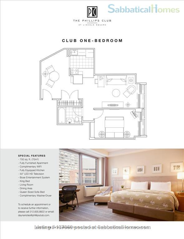 Spacious Apartments on the Upper West Side Home Rental in New York, New York, United States 0