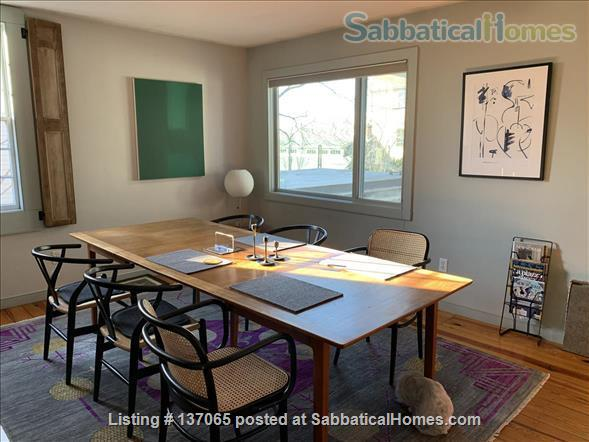 Charming Light-filled Bungalow 10 minute walk from Brown/RISD, Downtown and Train Station Home Rental in Providence, Rhode Island, United States 0