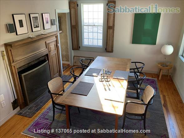 Charming Light-filled Bungalow 10 minute walk from Brown/RISD, Downtown and Train Station Home Rental in Providence, Rhode Island, United States 2