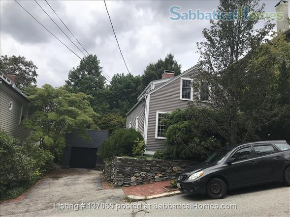 Charming Light-filled Bungalow 10 minute walk from Brown/RISD, Downtown and Train Station Home Rental in Providence, Rhode Island, United States 1