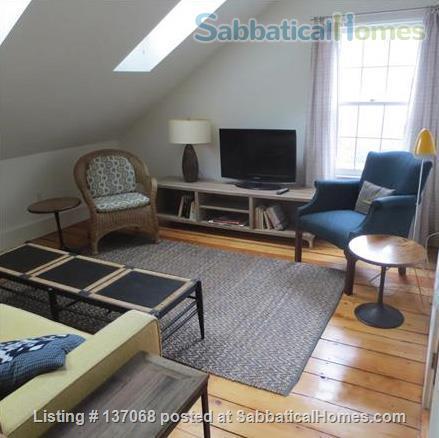 1-BR aerie, Harvard Square Home Rental in Cambridge, Massachusetts, United States 0