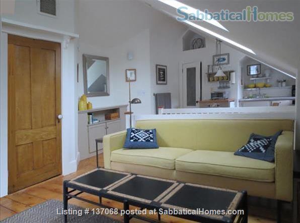 1-BR aerie, Harvard Square Home Rental in Cambridge, Massachusetts, United States 2