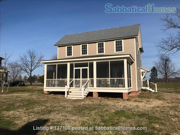 Hermitage Farm - A Writer's Retreat Home Rental in Centreville, Maryland, United States 0