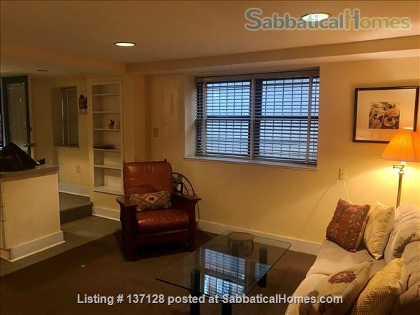 Charming Dupont Circle Apartment Home Rental in Washington, District of Columbia, United States 1