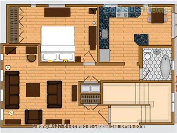 Luxury One Bedroom Suite - Restored Heritage Classic - Exclusive West Side Neighbourhood  Home Rental in Vancouver, British Columbia, Canada 9