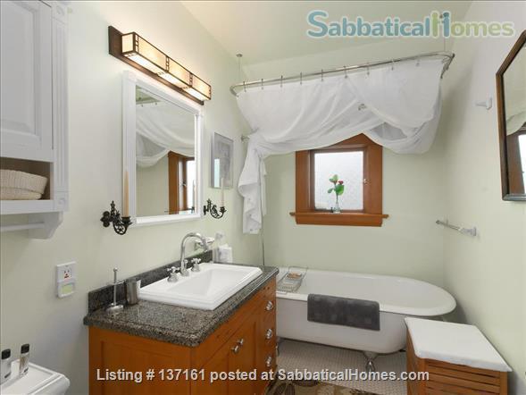 Luxury One Bedroom Suite - Restored Heritage Classic - Exclusive West Side Neighbourhood  Home Rental in Vancouver, British Columbia, Canada 3