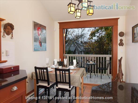 Luxury One Bedroom Suite - Restored Heritage Classic - Exclusive West Side Neighbourhood  Home Rental in Vancouver, British Columbia, Canada 6