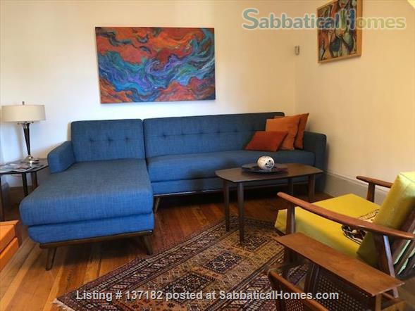 Loft-style one bedroom  Home Rental in Berkeley, California, United States 0