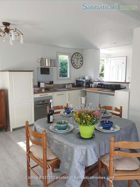 """French Alps 180°-view appartement in """"chalet"""" for 2-3 p Home Rental in Saint-Jean-de-la-Porte, Auvergne-Rhône-Alpes, France 3"""