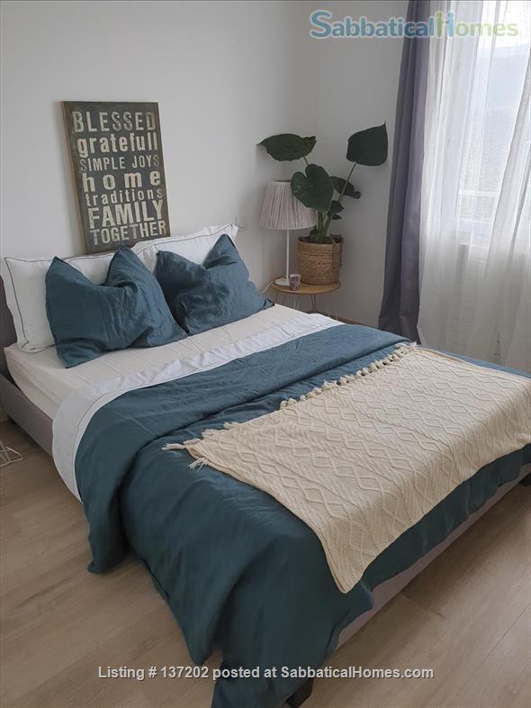 """French Alps 180°-view appartement in """"chalet"""" for 2-3 p Home Rental in Saint-Jean-de-la-Porte, Auvergne-Rhône-Alpes, France 7"""