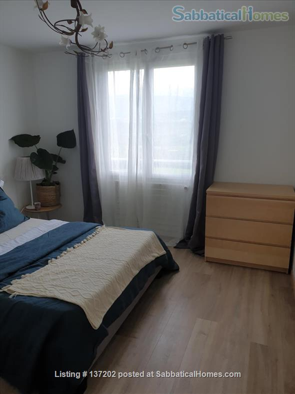 """French Alps 180°-view appartement in """"chalet"""" for 2-3 p Home Rental in Saint-Jean-de-la-Porte, Auvergne-Rhône-Alpes, France 8"""