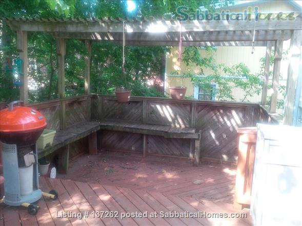 Victorian 'Painted Lady' Furnished Farmhouse for Rent Home Rental in Falls Church, Virginia, United States 3