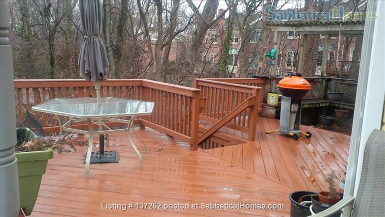 Victorian 'Painted Lady' Furnished Farmhouse for Rent Home Rental in Falls Church, Virginia, United States 2