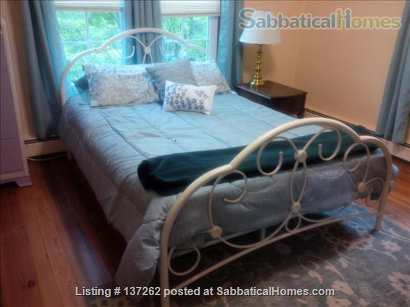 Victorian 'Painted Lady' Furnished Farmhouse for Rent Home Rental in Falls Church, Virginia, United States 4