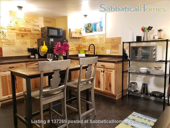 Urban Wine Cellar Retreat Home Rental in Portland, Oregon, United States 0