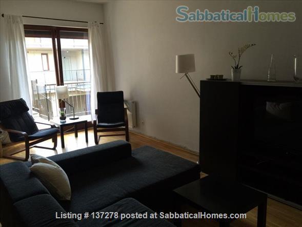 2 bedroom App in historical building between St. Stephans Basilika & Opera Home Rental in Budapest, , Hungary 5