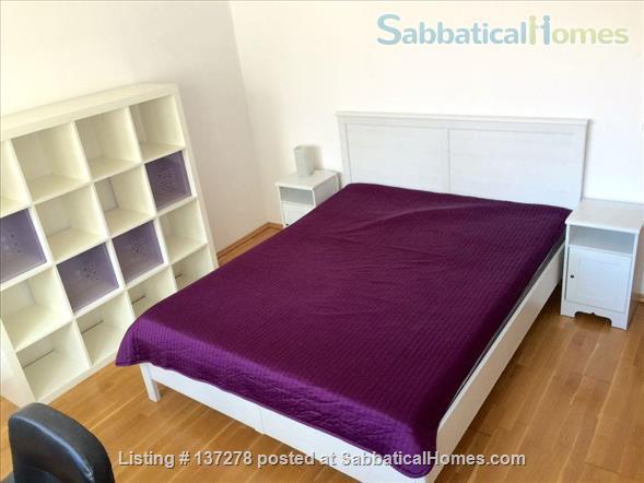 2 bedroom App in historical building between St. Stephans Basilika & Opera Home Rental in Budapest, , Hungary 7