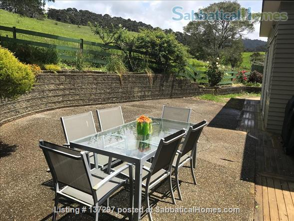 Sunny House in Henderson Valley Home Rental in Auckland, Auckland, New Zealand 2
