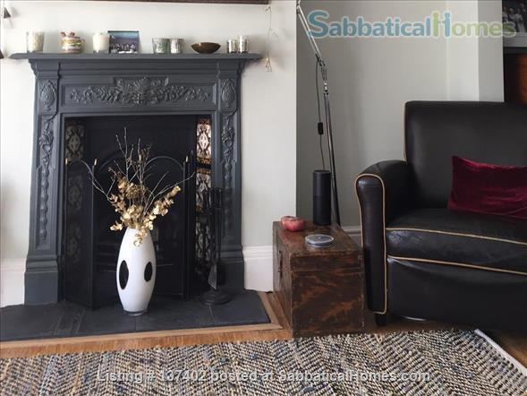 Beautiful and Spacious 4 bedroom family home with patio garden close to 7 dials Home Rental in Brighton and Hove, England, United Kingdom 1