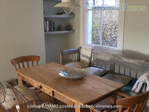 Beautiful and Spacious 4 bedroom family home with patio garden close to 7 dials Home Rental in Brighton and Hove, England, United Kingdom 2