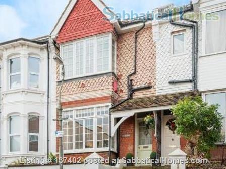 Beautiful and Spacious 4 bedroom family home with patio garden close to 7 dials Home Rental in Brighton and Hove, England, United Kingdom 5