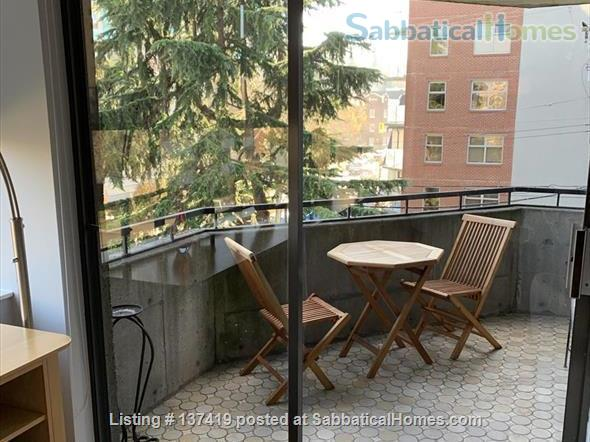 Fairview Vancouver Furnished Condo for Rent - Elegant 2 bedroom, 2 bath with lovely Decor and Modern Kitchen Home Rental in Vancouver, British Columbia, Canada 3