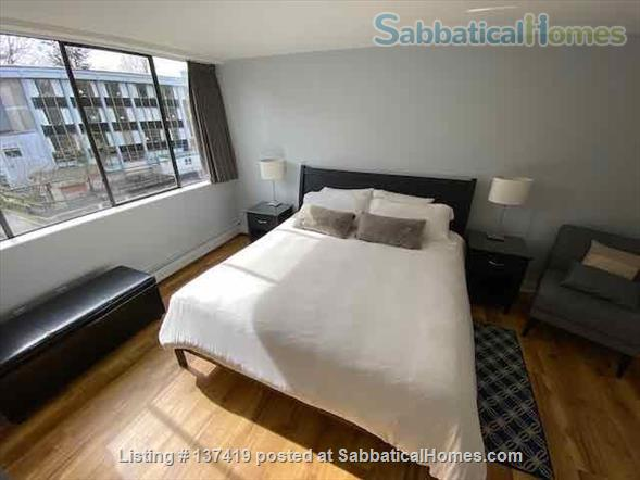 Fairview Vancouver Furnished Condo for Rent - Elegant 2 bedroom, 2 bath with lovely Decor and Modern Kitchen Home Rental in Vancouver, British Columbia, Canada 4